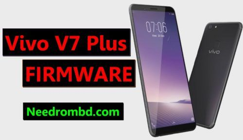 Vivo V7 Plus Official Stock Firmware Download | Smartphone Firmware