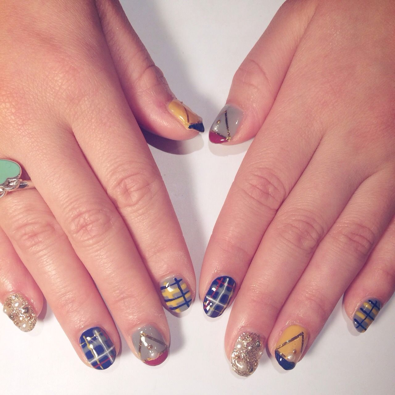 Nice Nails | Nails | Pinterest | Nice nail designs, Nail tape and ...