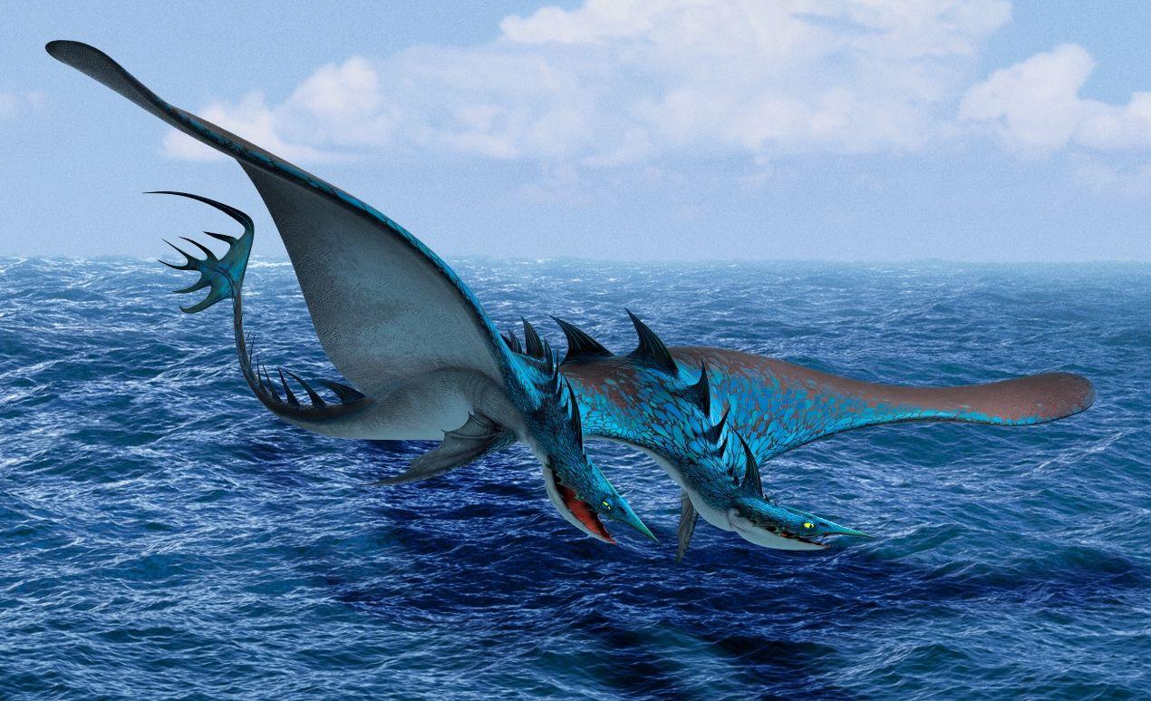 Schrecken der Meere - Gezeitenklasse   HTTYD Dragon Guide ...