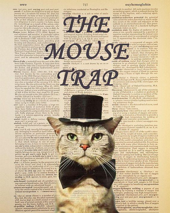 La trappola per topi il gatto nel cappello di Improvisatori