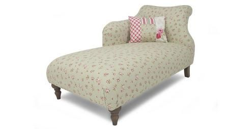 Doll Left Hand Facing Chaise Longue Doll Pattern DFS