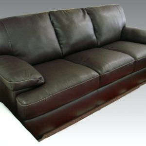Attirant Natuzzi Marino Leather Sofa