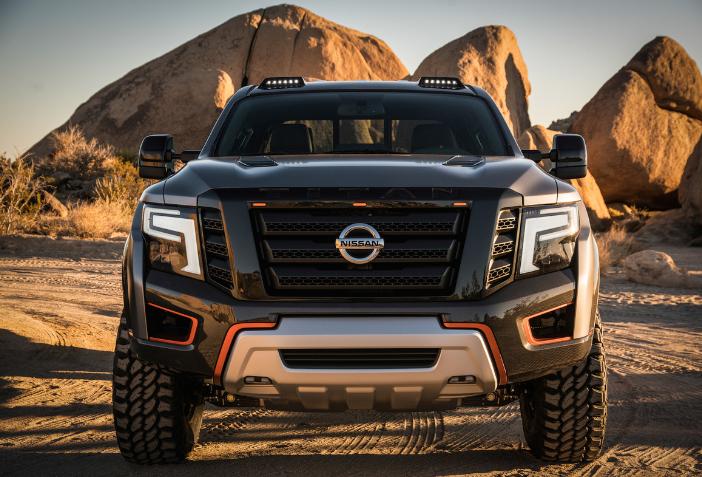 2020 Nissan Titan Warrior Engine Price Release Date Nissan Titan Nissan Titan Xd Nissan
