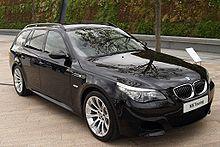 BMW M5 - Wikipedia, the free encyclopedia   BMW   Bmw wagon