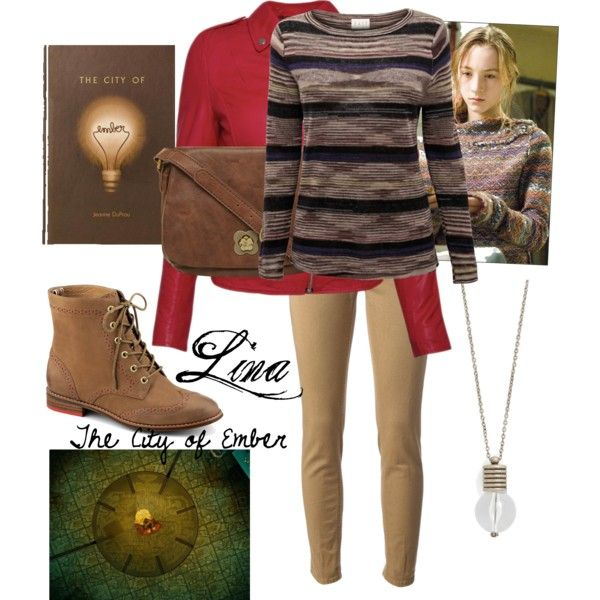 Lina From The City Of Ember City Of Ember Fashion My Style