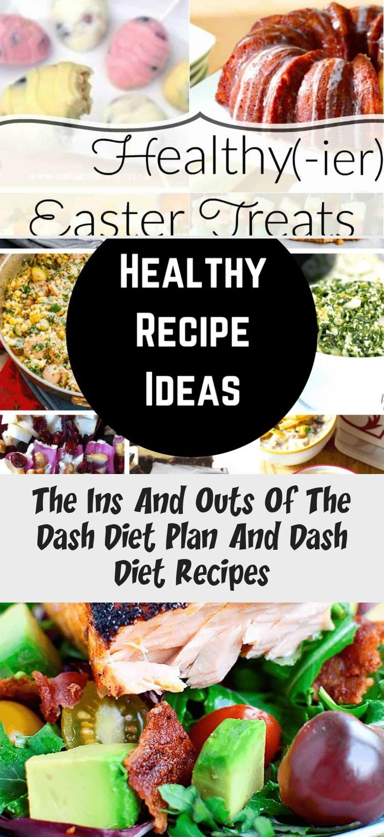 Tips, Tricks and Yummy Recipes for The DASH Diet