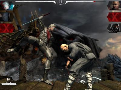Mortal Kombat X MOD APK Mortal kombat, Main game, Game