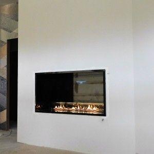 Ebios fire , Spartherm   Hotel , Diamant - Poreč   stone : nero assolutto   design : De Carina