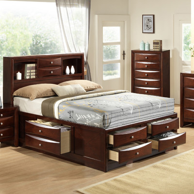 Latitude Run Archer Storage Platform Bed Things I Like