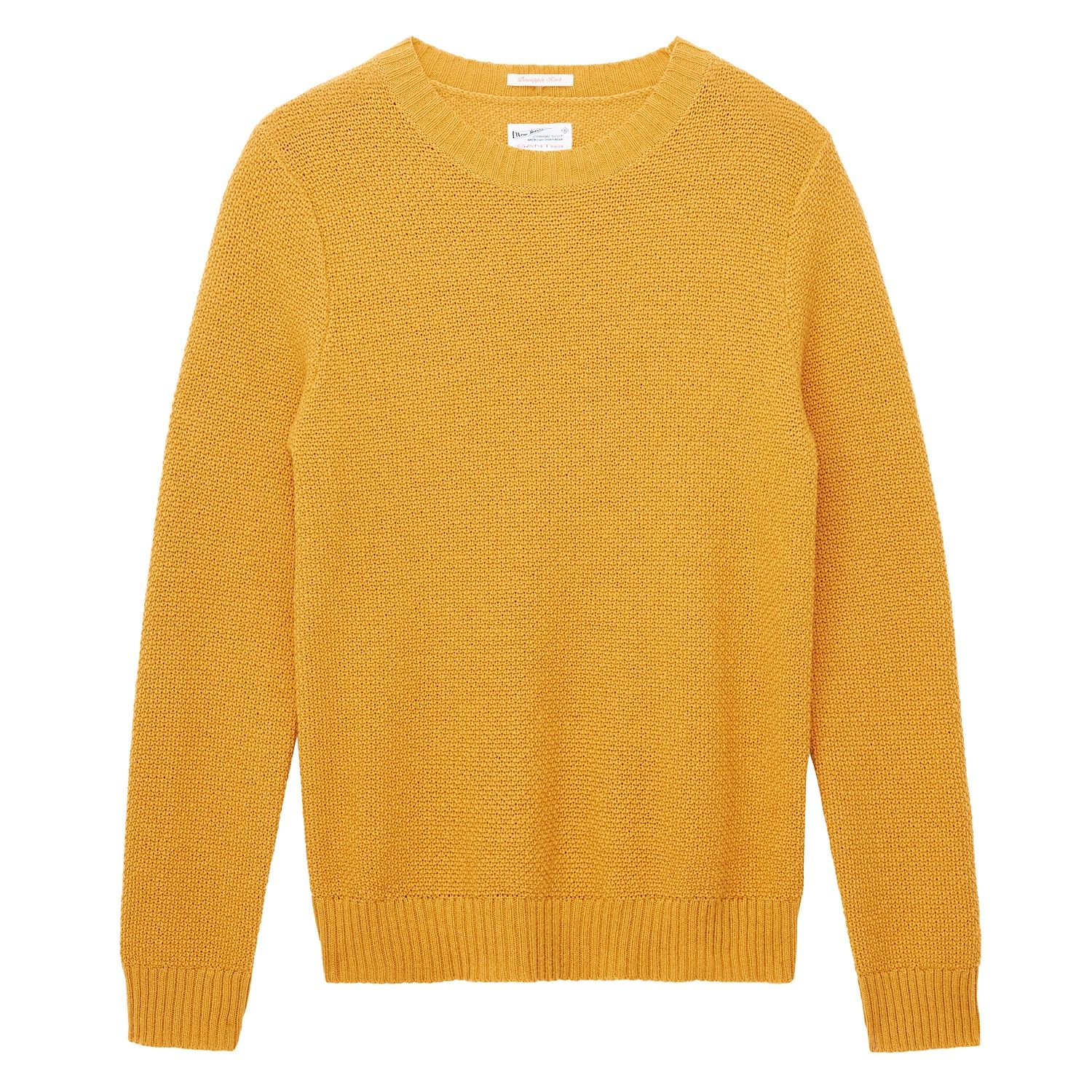 Gant Rugger PINEAPPLE KNIT SWEATER | Clothes