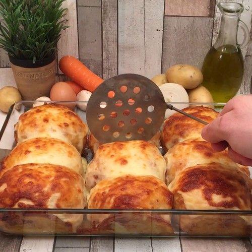 Recipe Shepherds Pie Balls by Chefclub original