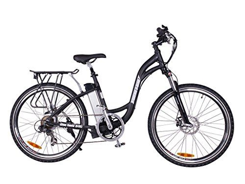 X Treme Trail Climber Electric Mountain Bicycle Click Image To