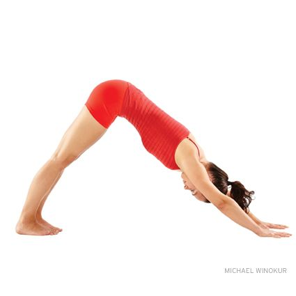 the stressbusting yoga sequence to conquer tension