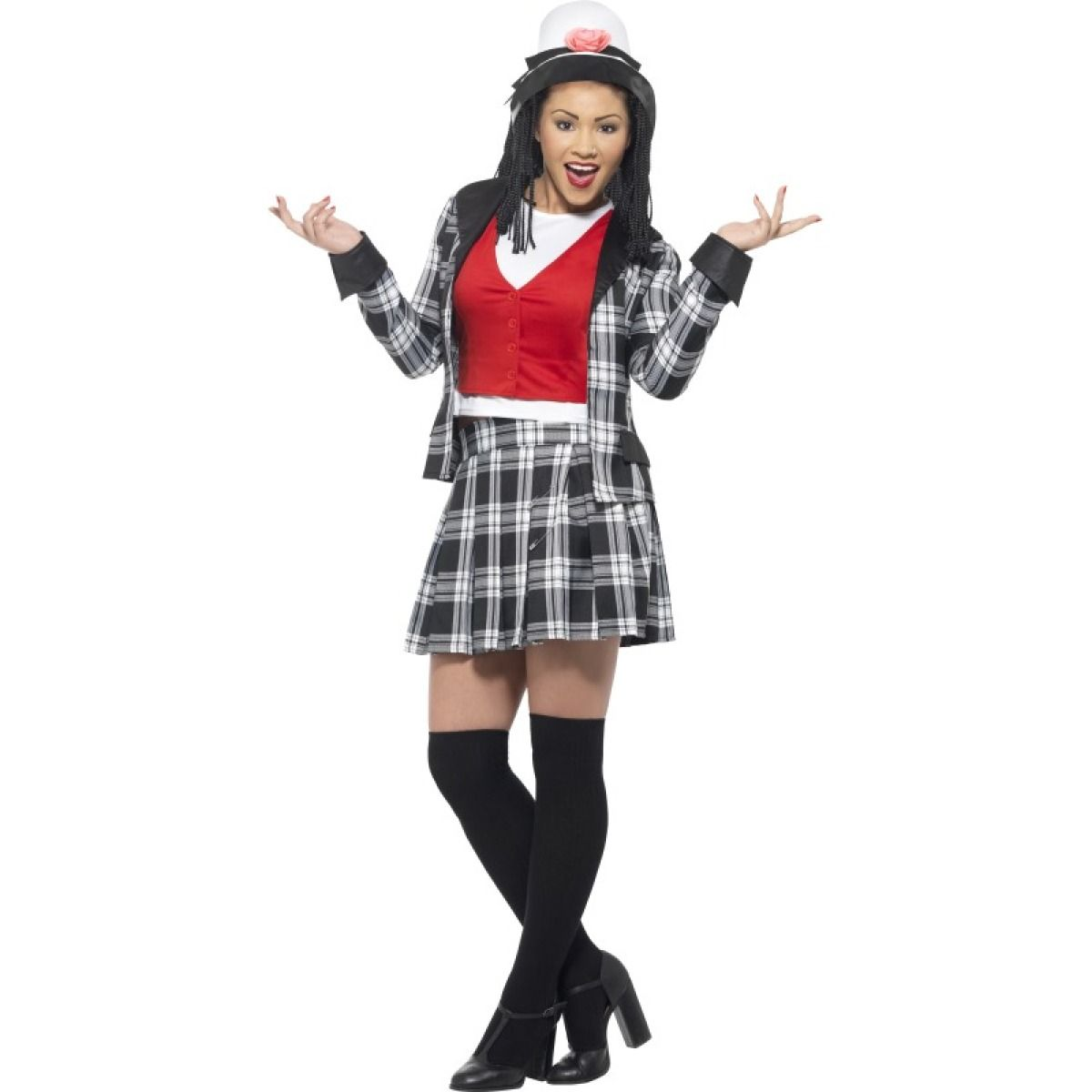 Ladies 1990s Clueless Film Dionne Fancy Dress Costume ...