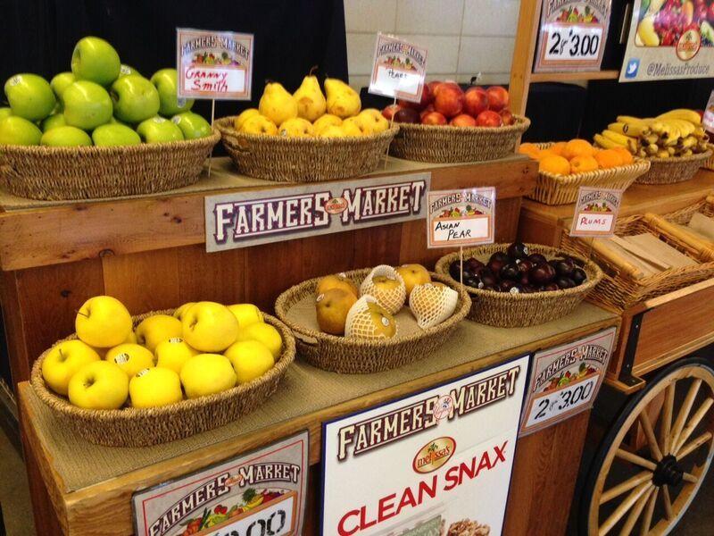 Yankees Ballpark Food Fruits And Veggies Fresh Fruit