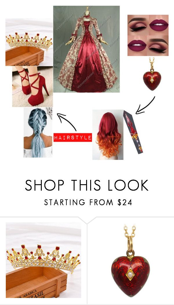 """Red Rose royal outfit"" by scarletredrose ❤ liked on Polyvore"
