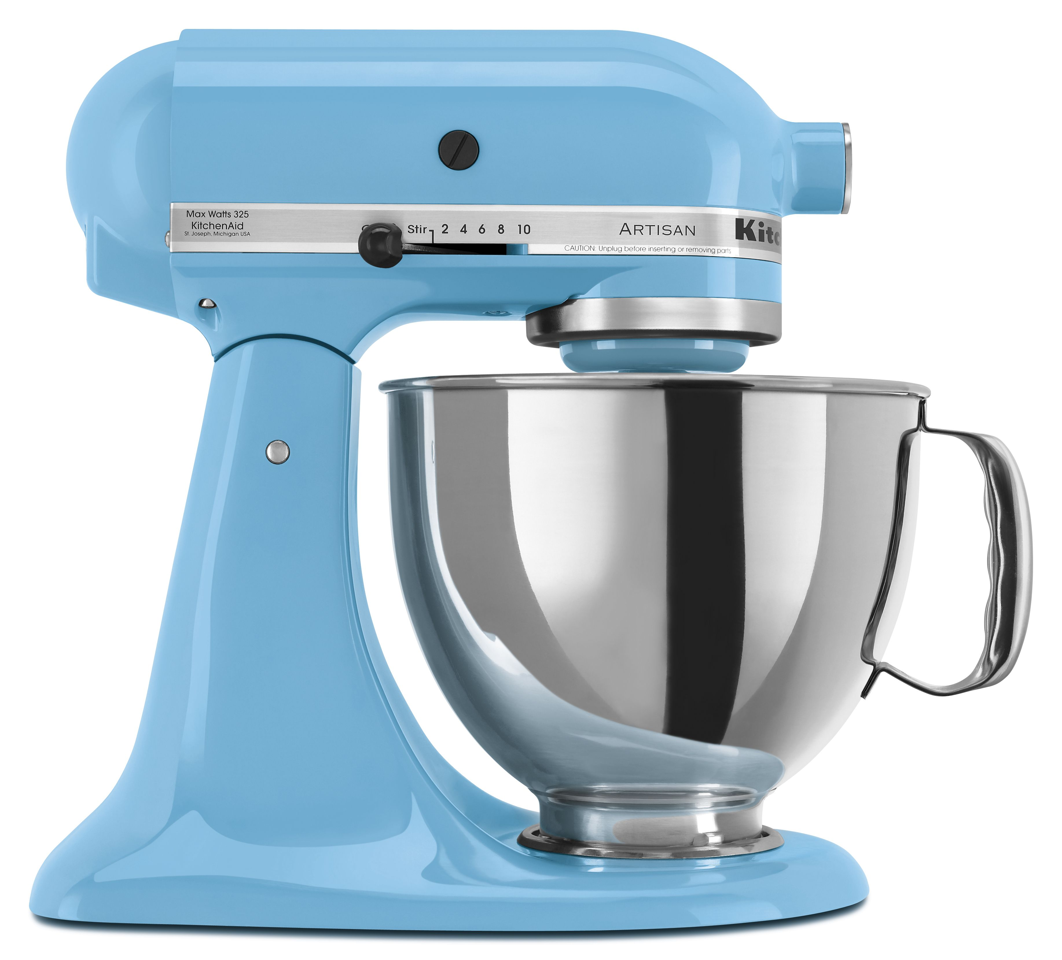 KitchenAid Artisan Stand Mixer in Crystal Blue a vision......I wish ...