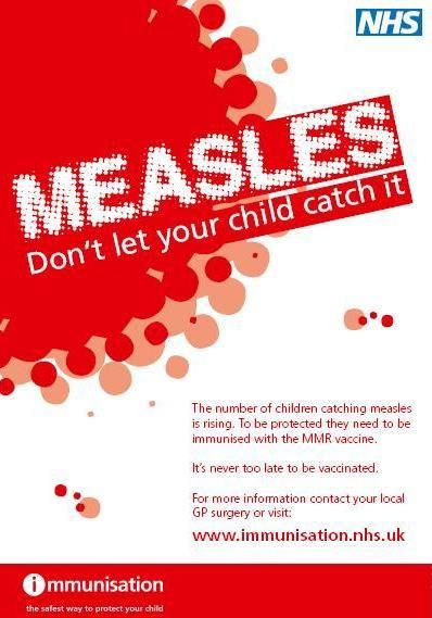Measles NHS Health Pinterest - missing person poster template
