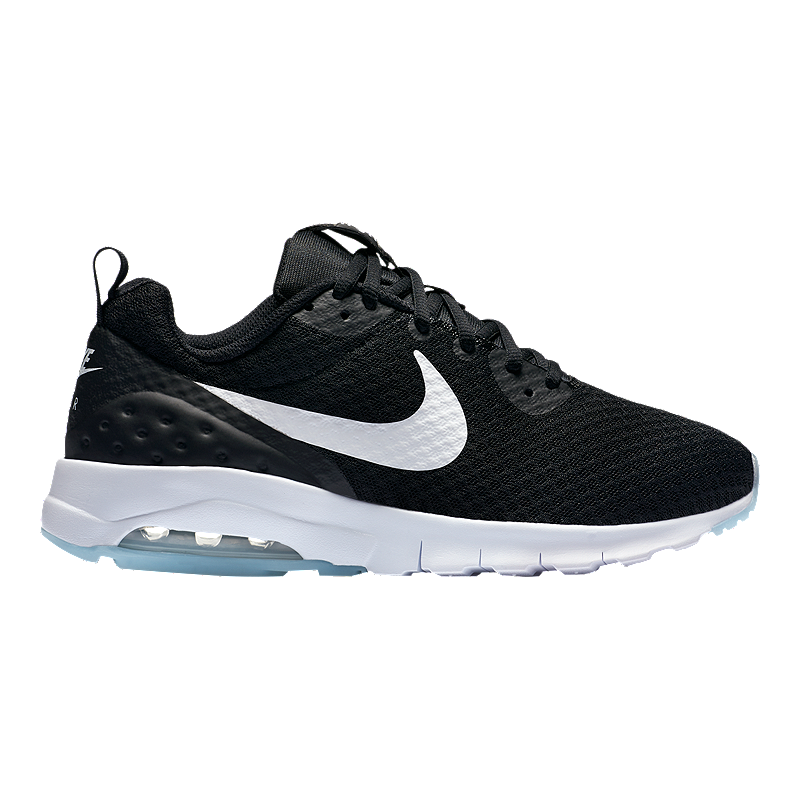 428d37ab6731fd Nike Women s Air Max Motion UL Shoes - Black White