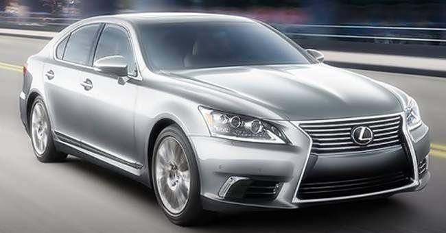 2018 Lexus LS 460 Release Date http//www.toyotaredesign
