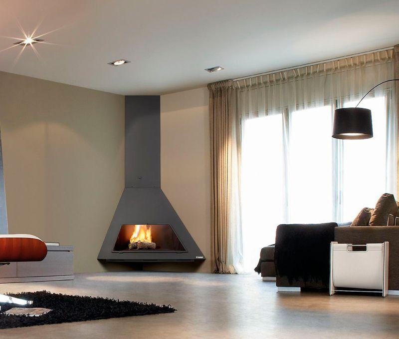 CHIMENEAS SIRVENT Venta de chimeneas modernas para tu hogar - diseo de chimeneas para casas