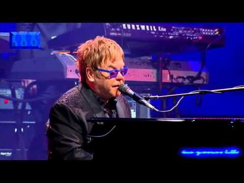 Elton John - Tiny Dancer (HD) Live in 1971 at Old Grey Whistle Test