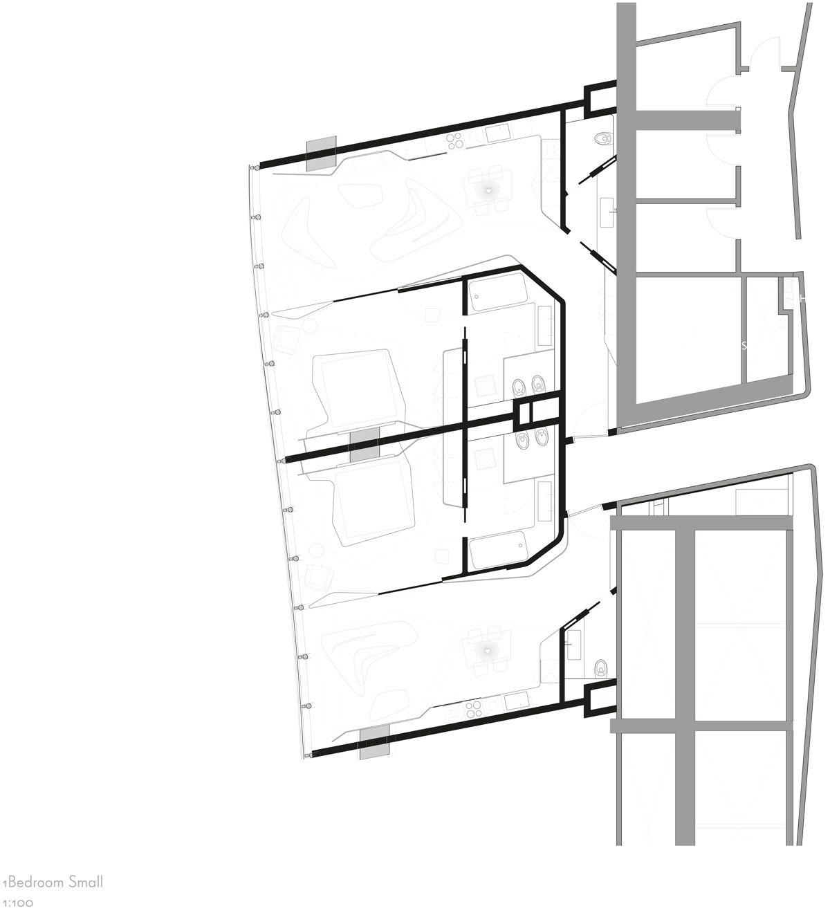 Zaha hadid designs interiors for dubais opus office tower archi zaha hadid designs interiors for dubais opus office tower archi pinterest zaha hadid design zaha hadid and tower ccuart Images