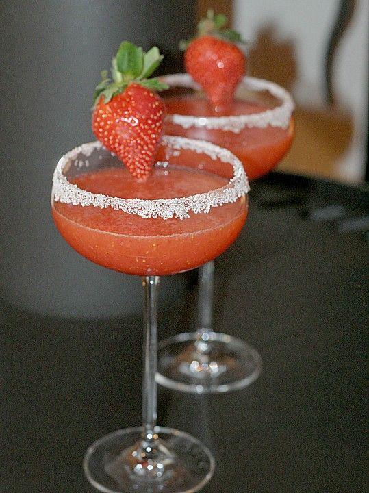 Erdbeer-Margarita, ein leckeres Rezept aus der Kategorie Cocktail. Bewertungen: 36. Durchschnitt: Ø 4,4.