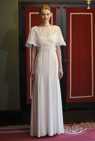 Temperley 2014 Bridal Spring/Summer collection Wedding Dress / Gown for 2014 / Great Gatsby Style