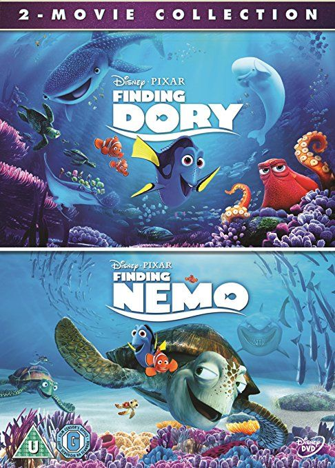 Finding Dory/ Finding Nemo Double Pack [DVD]