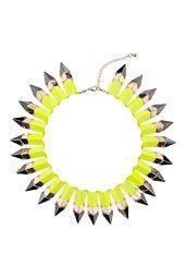 #top #shop wedsite fun #colorful #necklace