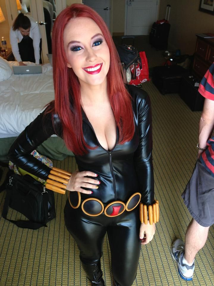 Black widow meg turney black widow cosplays pinterest black