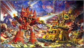 epic 40k castle assault - Google Search