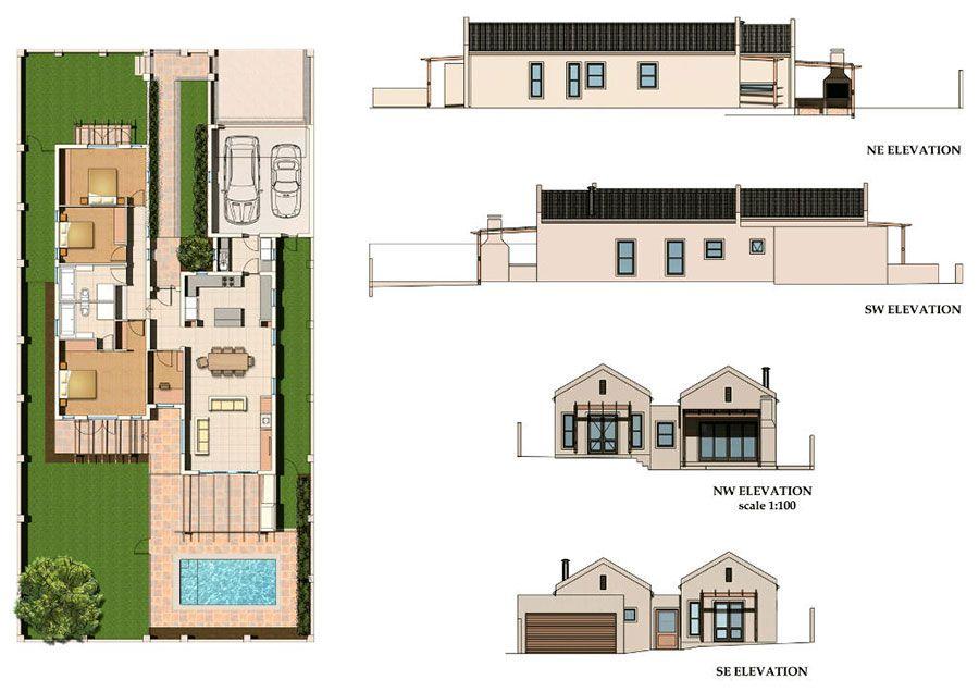 Delightful Barn Style House Floor Plans #4: Pinterest