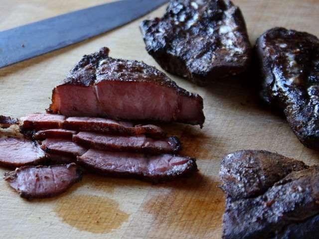 Photo of Smoked Cajun Tasso ham