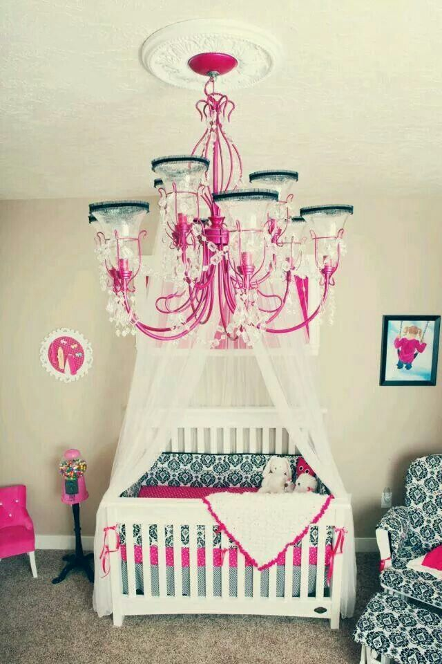 How super adorable is this nursery!!!???!!!