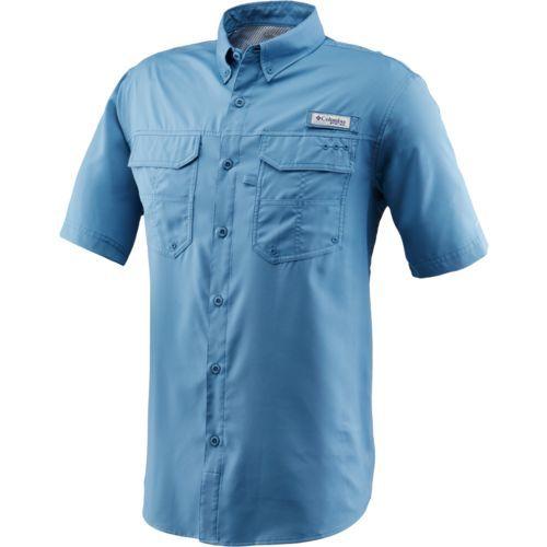 06d335c3c64 Columbia Sportswear Men's Blood and Guts III Short Sleeve Woven Fishing  Shirt