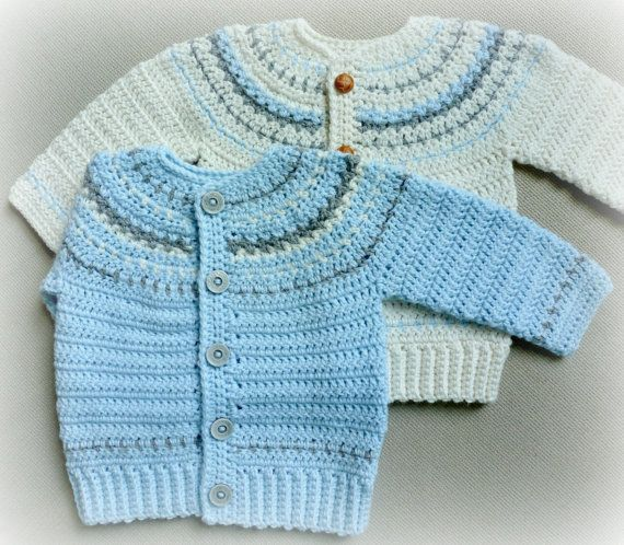 Baby Boy Sweater Fair Isle Inspired Sweater by PixieHeartStrings ...