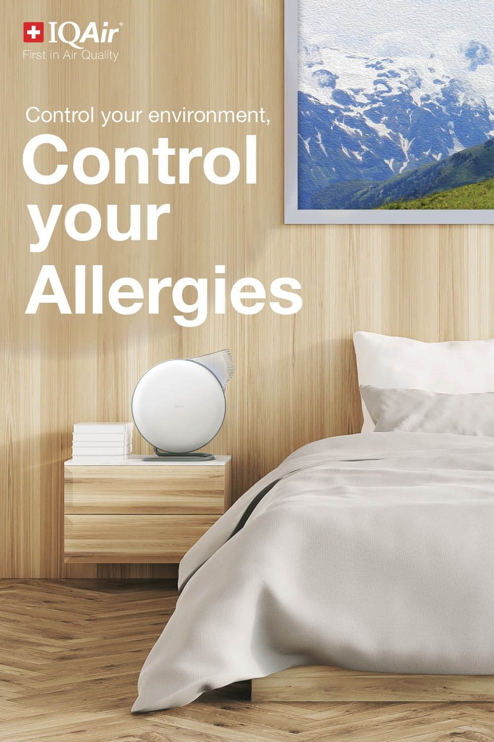 Got allergies? Two words environmental control. Your