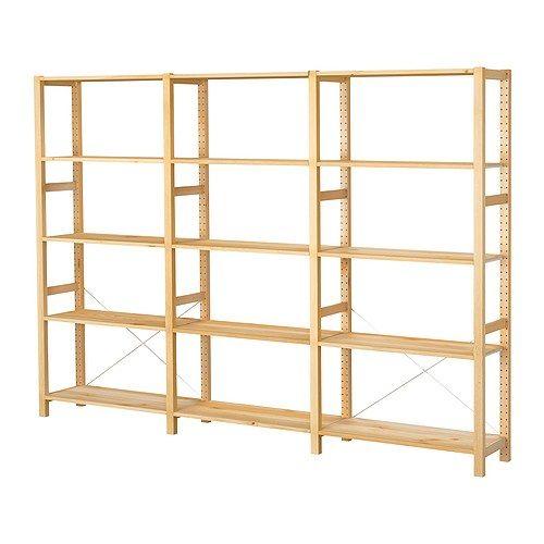 3 elem b den ivar kiefer haushalt flur ikea ivar ikea und bettenlager. Black Bedroom Furniture Sets. Home Design Ideas