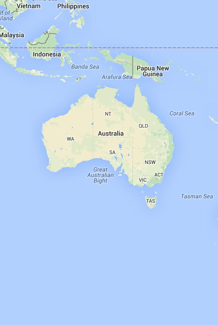 Map Of Australia Google.Australia Google Maps Australia