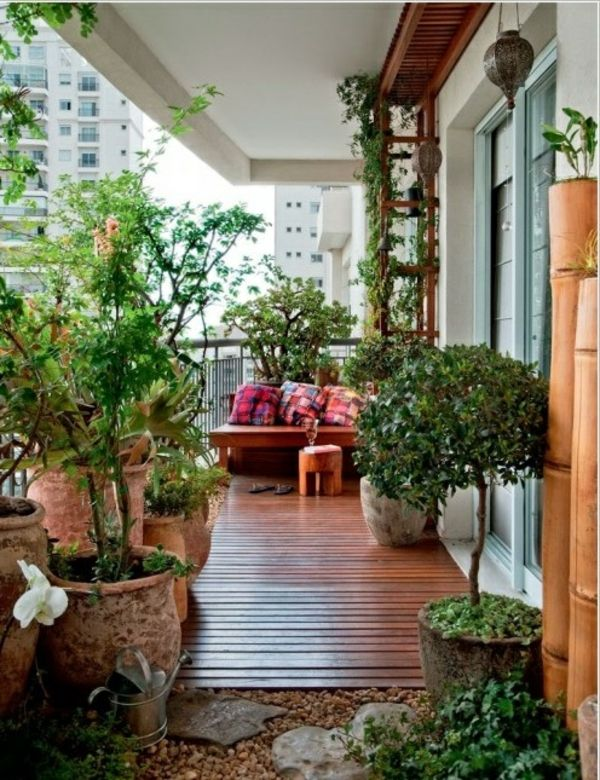 Balkongestaltung und garten trends f r das jahr 2015 - Deko ideen balkon ...