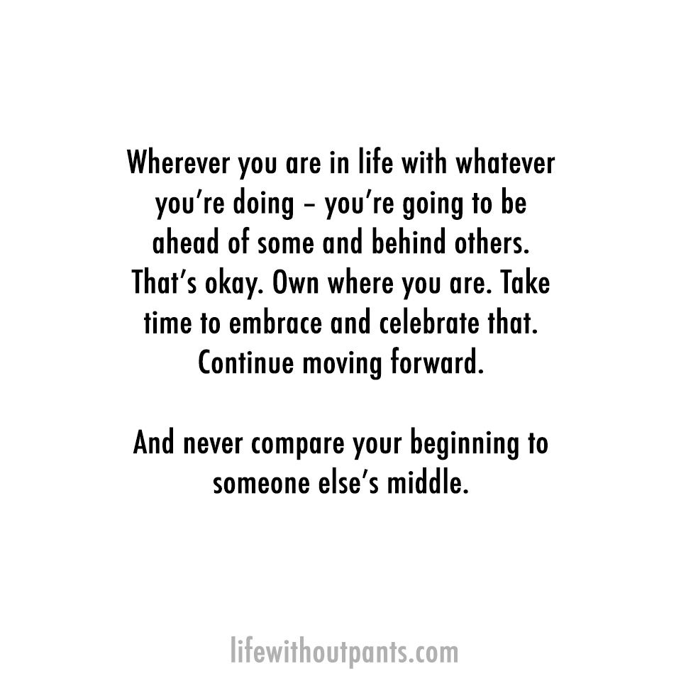 Powerful Stop Comparing Yourself To Others Quotes I Love