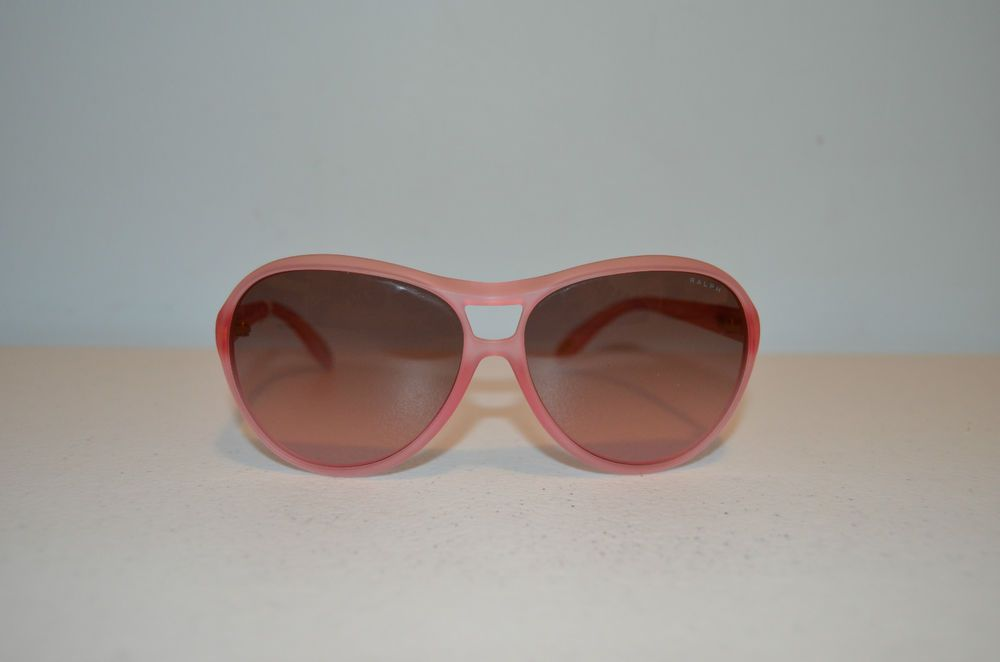 Ralph by Ralph Lauren Pink Aviator Sunglasses-Brand New