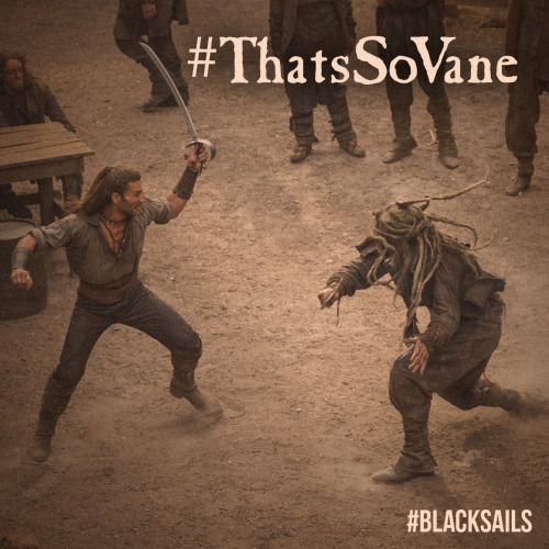 Blacksailsstarz: Nothing Like A Lunchtime Sword Fight To