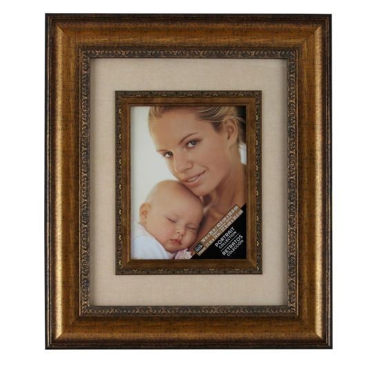 Bronze 11 X 14 Frame With Mat Home Collection By Studio Decor Studio Decor Picture Frame Inspiration Frame