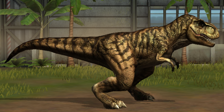Tyrannosaurus rex/JW TG Jurassic park world