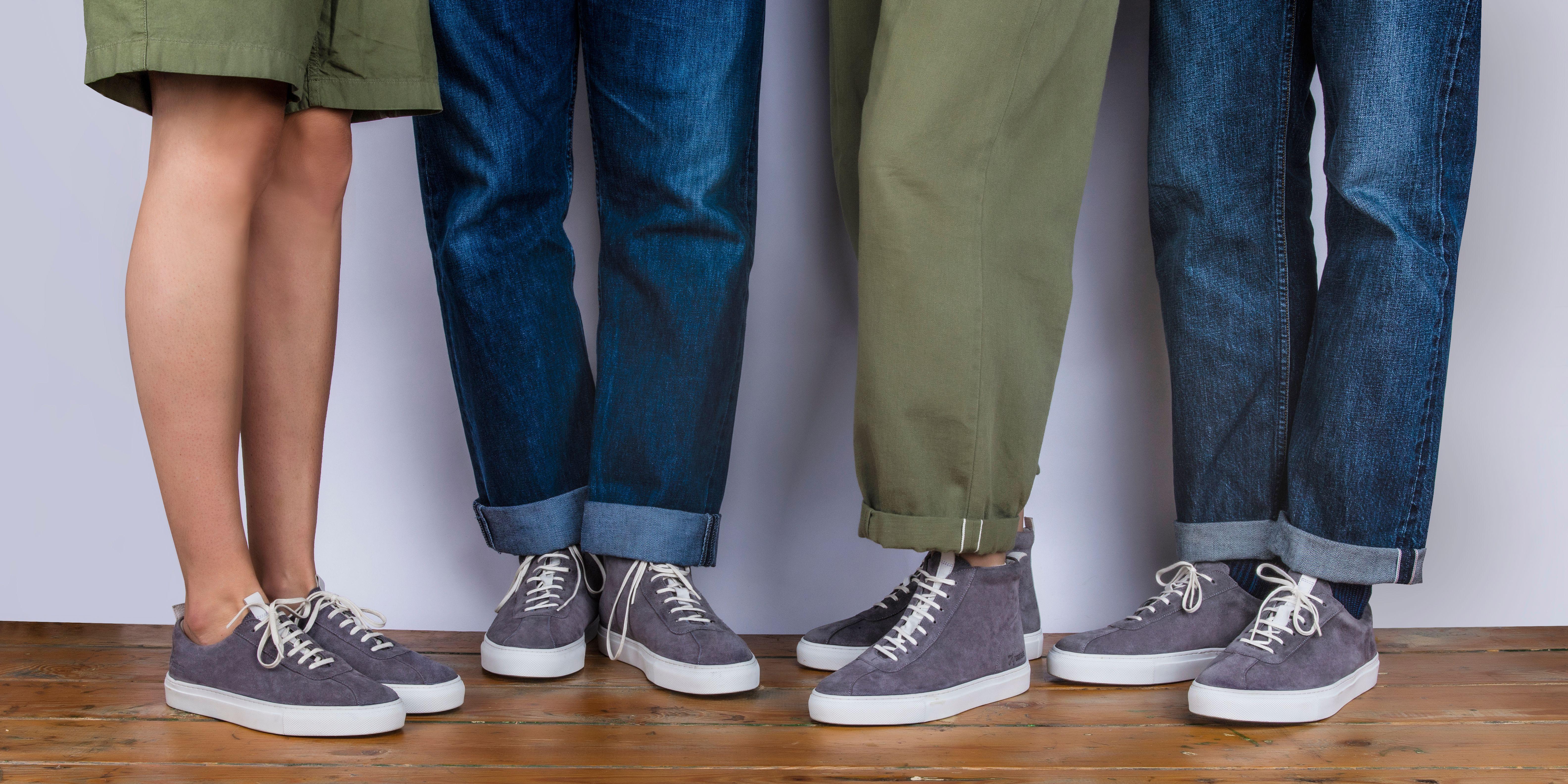 Grenson Men/'s Sneaker 1 Trainer