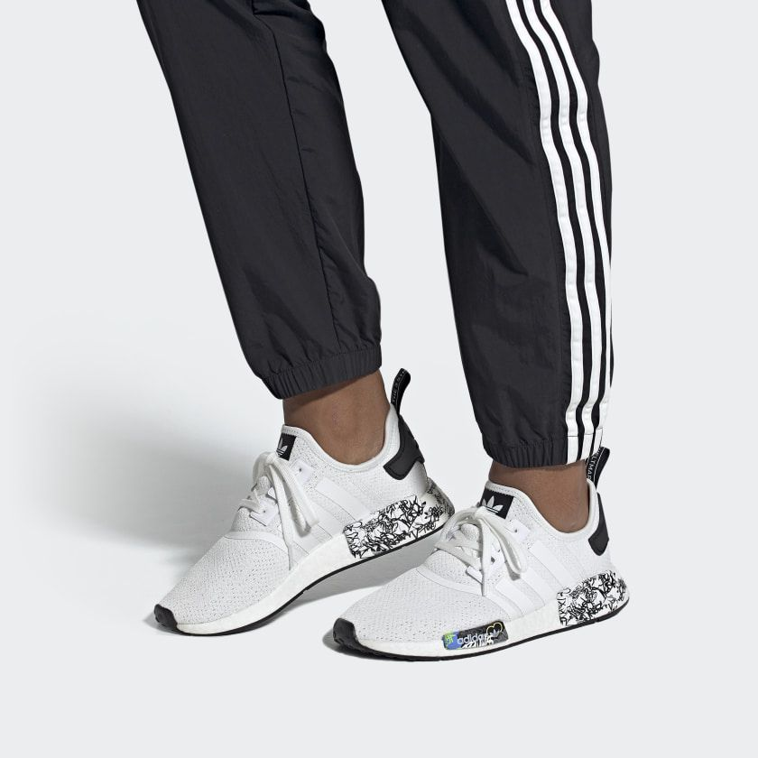 Adidas Nmd R1 Shoes White Adidas Us Adidas Boost Shoes