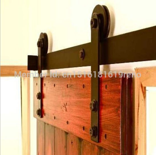 Dimon personnalisés coulissantes quincaillerie de porte avec - roulement de porte coulissante